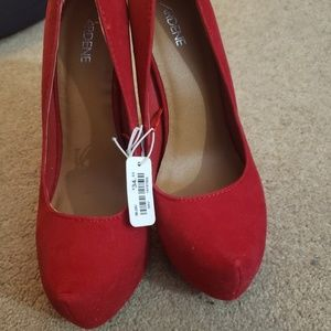 Shoes - Red heels from ardenes